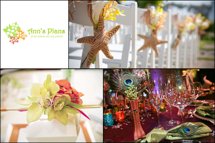 At Ann 39s Plans you can trust that your plans are my plans Your wedding