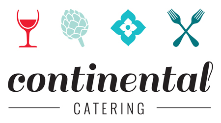 Continental Catering wedding Catering