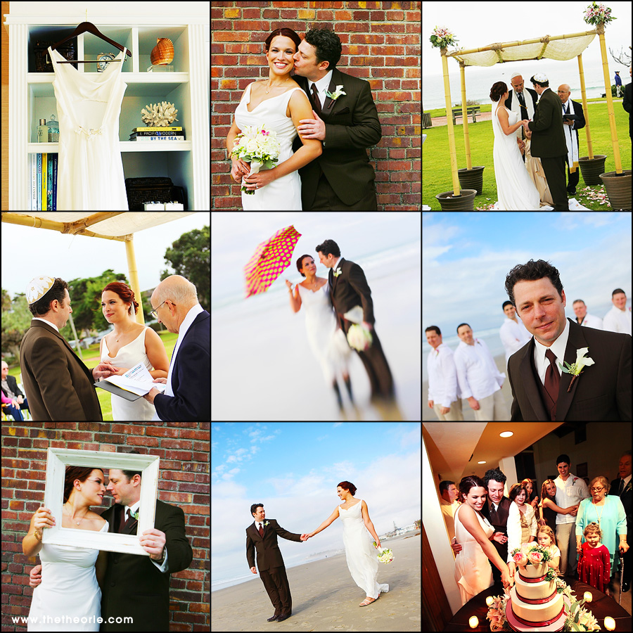 real weddings neal and lillian san diego weddings of. Black Bedroom Furniture Sets. Home Design Ideas