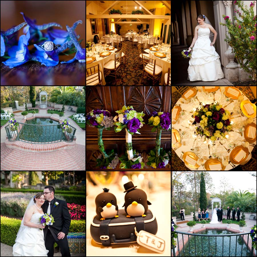 real weddings john and tracey san diego weddings of. Black Bedroom Furniture Sets. Home Design Ideas