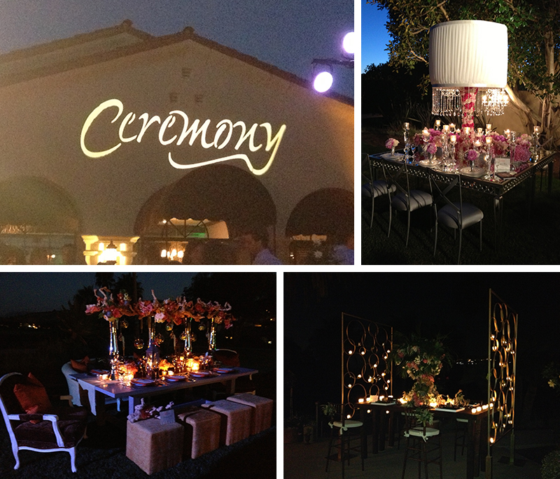 Ceremony Magazine Party